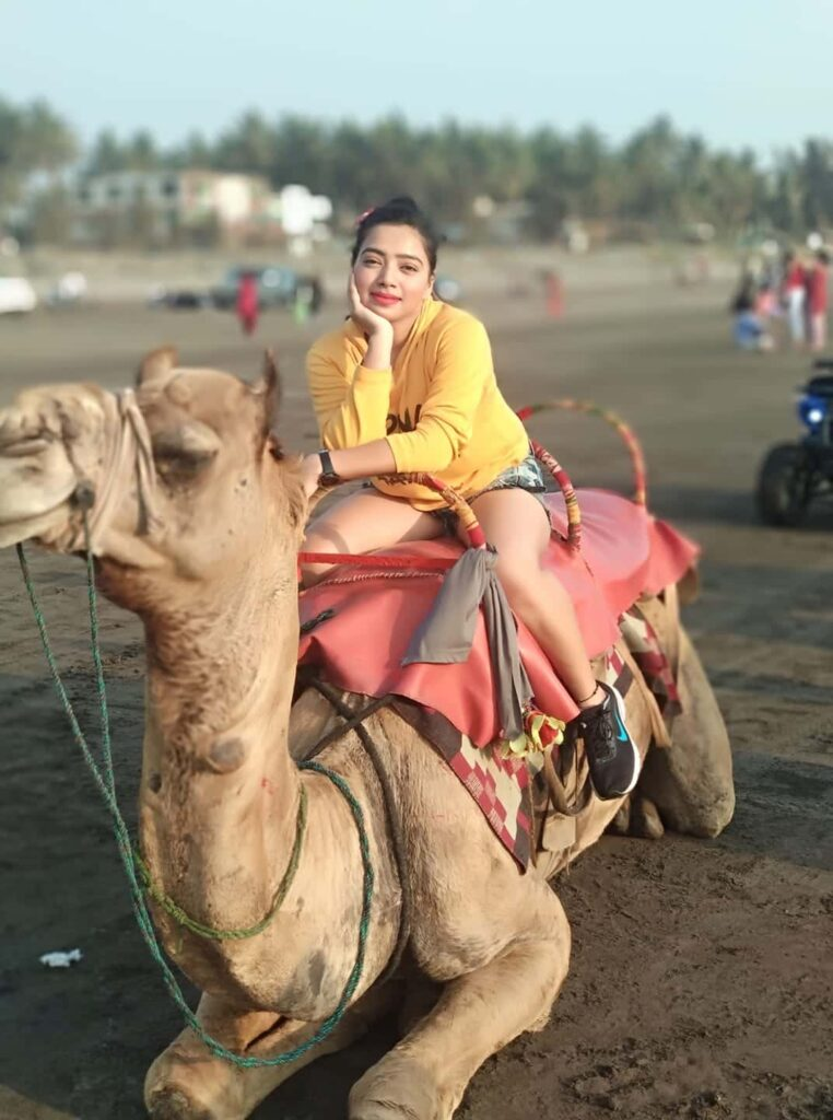 Rekha Mona Sarkar Web Series