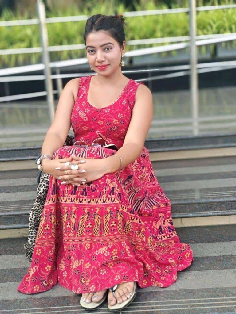 Rekha Mona Sarkar Age