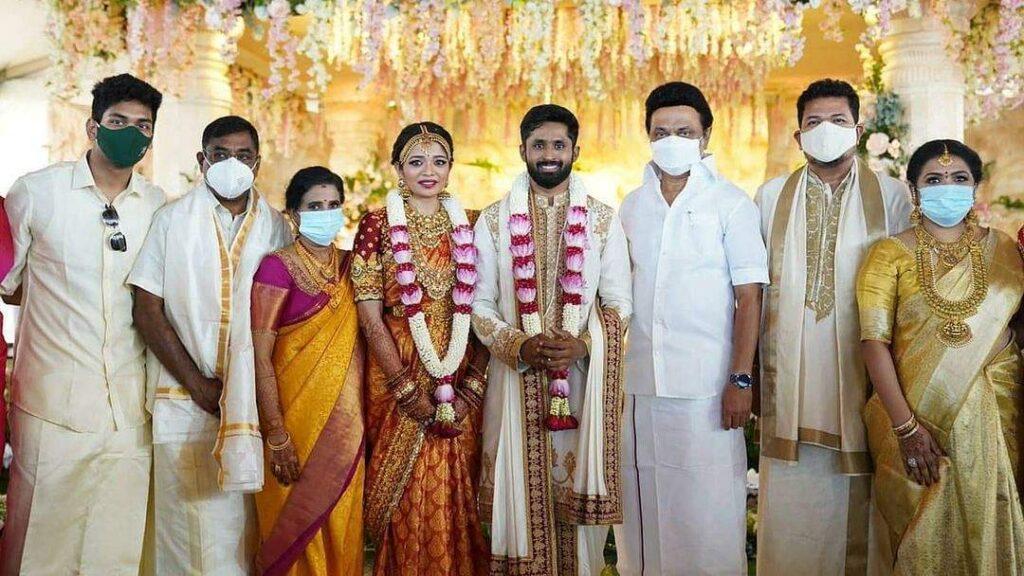 Rohit Damodaren Marriage