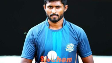 Cricketer Rohit Damodaren Biography