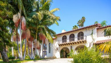 'Bling Empire' Star Anna Shay Gets $13.9M for Historic Sunset Boulevard Mansion