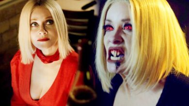 'Jakob's Wife' SXSW Review: Barbara Crampton Vampire Movie Is a Bloody Good Time