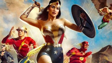 'Justice Society: World War II' Review: Classic Heroes Deliver a Fantastic DC Adventure