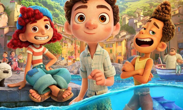 'Luca' Review: Pixar's Endearing, Predictable Tribute to Youth, Gelato & Vespa