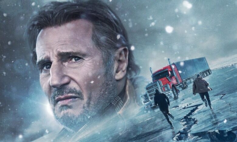 'The Ice Road' Review: Liam Neeson's Big Rig Delivers the Icy Action Goods