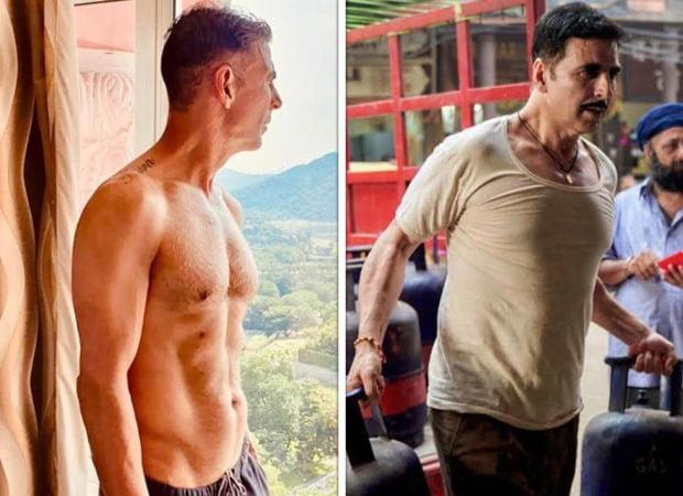 Akshay Kumar gains weight for Aanand L Rai's Raksha Bandhan : Bollywood News