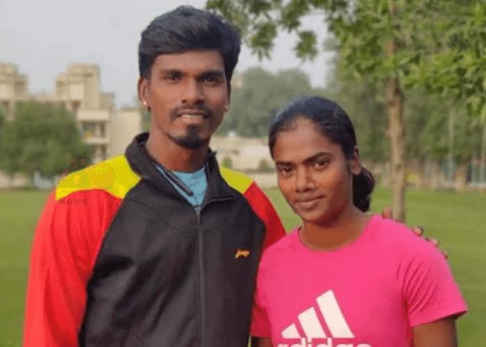 Dhanalakshmi Sekar Olympics