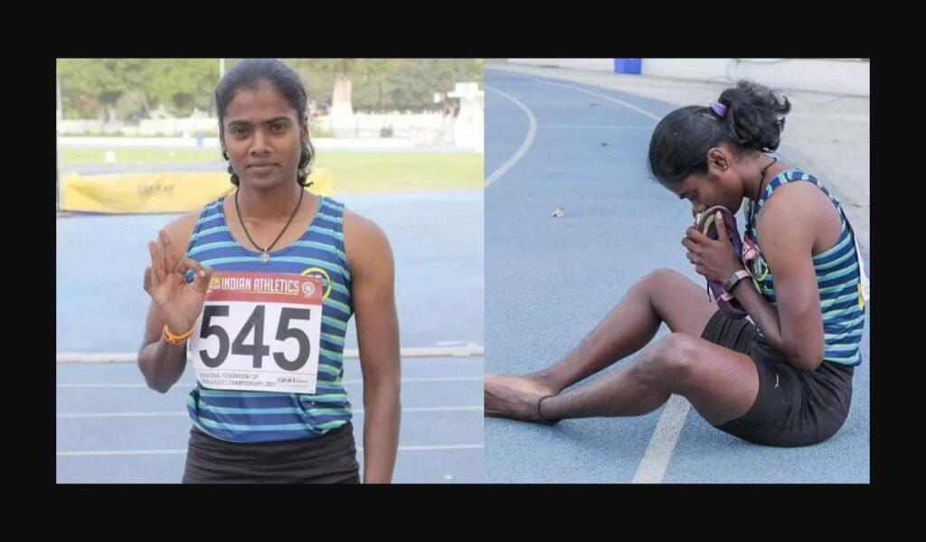 Dhanalakshmi Sekar Athlete Age