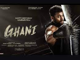 Download Ghani Telugu Movie Jio Rockers, tamilgun, tamilrockers 2021