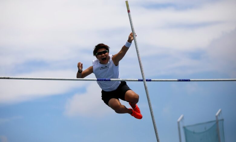 So Sato will have his eyes on Tokyo Olympics. (Photo Credit: Reuters)