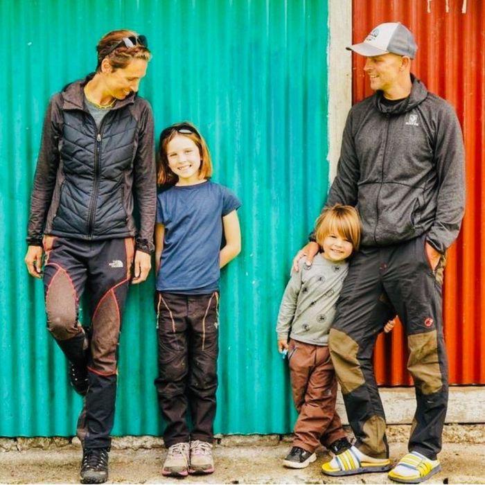 Jacob Smith Family