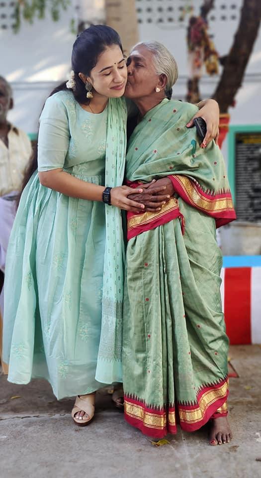 Kannika Ravi Family
