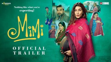 Kriti Sanon's Movie Mimi Leaked Online, People Download Full HD Printed Entertainment News