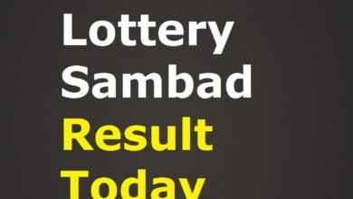 Lottery Sambad Today 27.7.2021 Result {Live} 1 PM, 4 PM, 8 PM