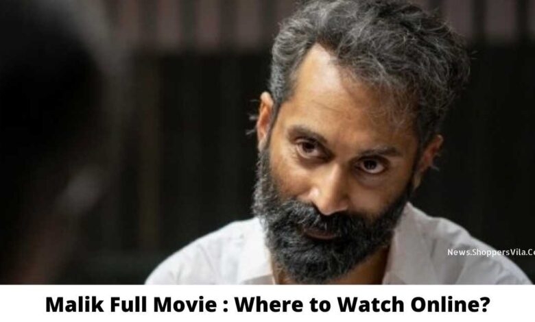 Malik Full Movie: Where To Watch Online For Free?  – Filmywap 2021: Filmywap Bollywood Movies, Filmywap Latest News