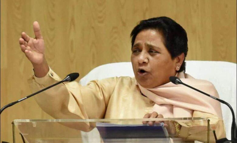 Draft Population Control Bill Raises Questions About BJP Govt's Intentions: Mayawati