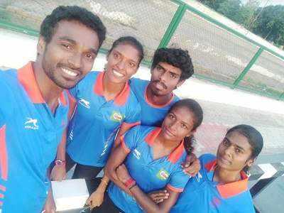Tamilnadu Athlete Naganathan Pandi Age