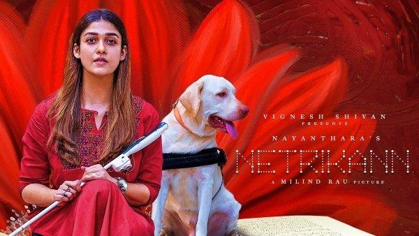 Nayanthara's Netrikann Tamil Movie Trailer Released