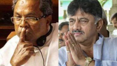 Karnataka Power Tussle Reaches Delhi as Siddaramaiah to Meet Sonia Gandhi Today, Shivakumar to Follow