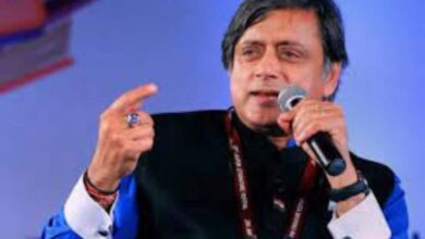 The IT committee committee, headed by Congress MP Shashi Tharoor, will discuss the Pegasus row in its meeting on July 28. (File photo)