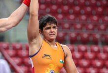 Priya Malik (Indian Wrestler) Biography, Wikipedia, Age, Career, Wins Gold