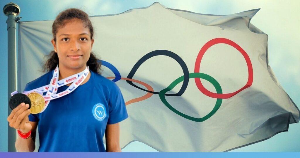 Revathi Olympics