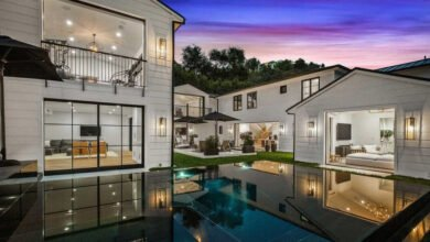 Rihanna Asks $80,000 Per Month for Posh Beverly Hills Rental Mansion