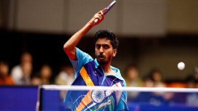 Sathiyan Gnanasekaran (Table Tennis Player) Biography, Wiki, Age, Career