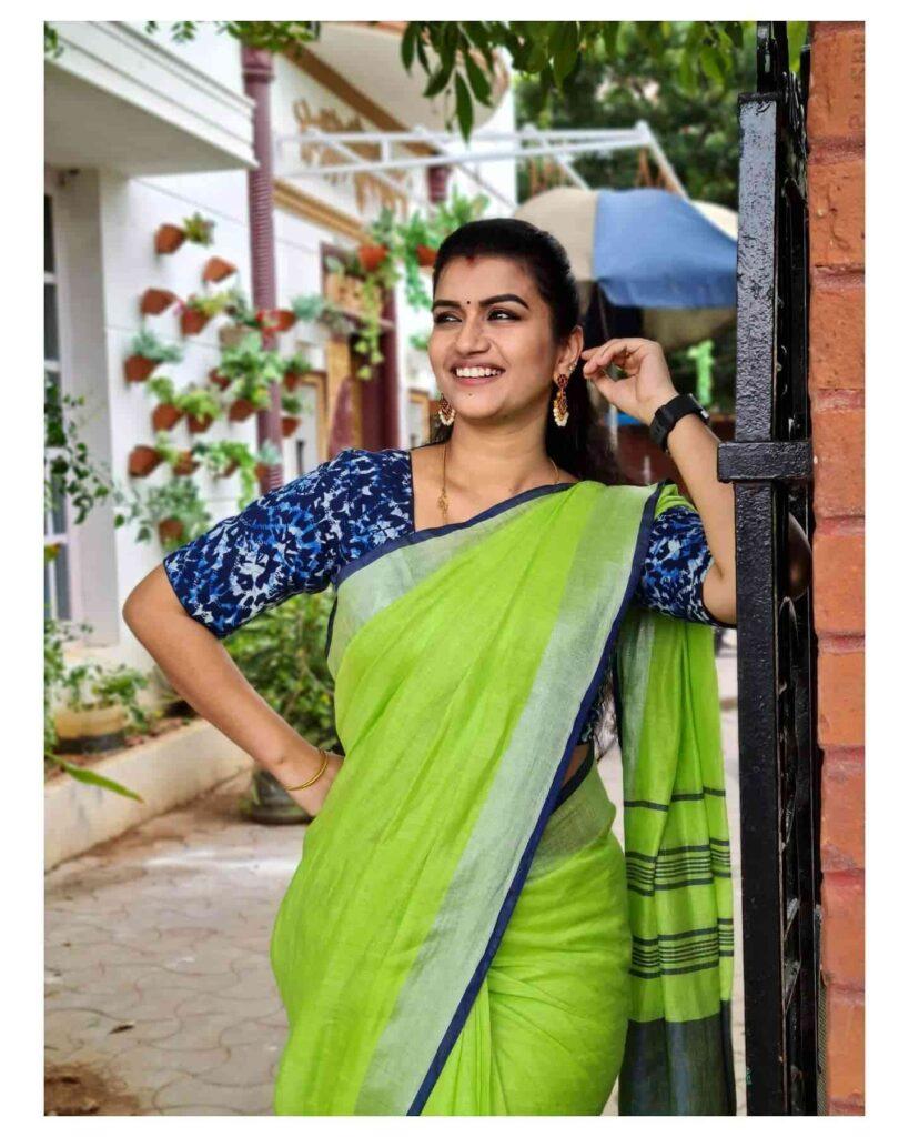 Serial actress Sridevi Age