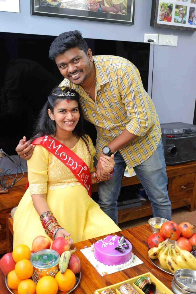 Serial Actress Sridevi Husband