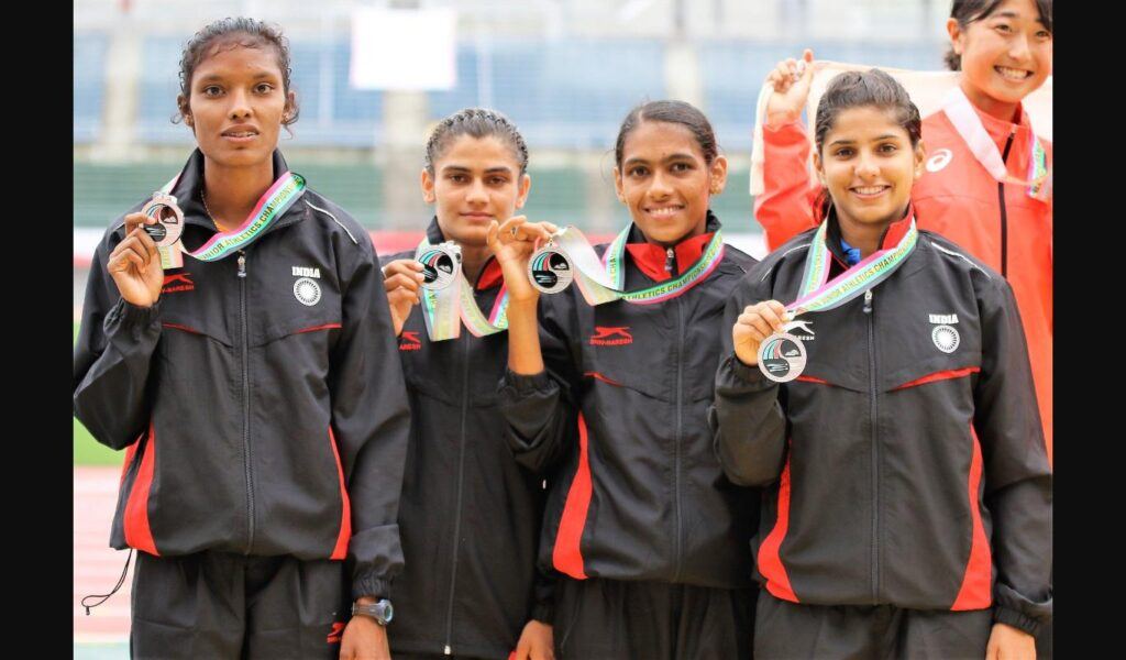Subha Venkatesan Olympics