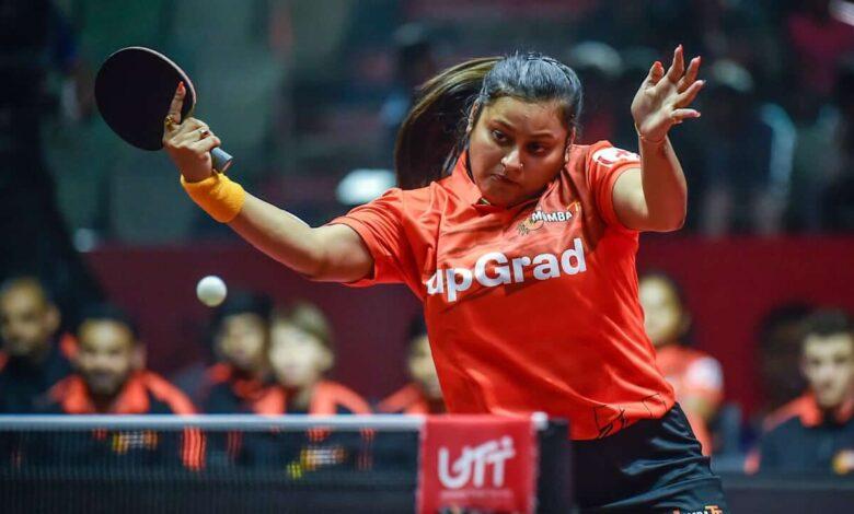 Sutirtha Mukherjee (Table Tennis Player) Biography, Wiki, Age, Profession, Height