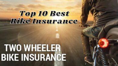 Top 10 Best Bike Insurance