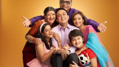Wagle Ki Duniya family back to their home in Mumbai