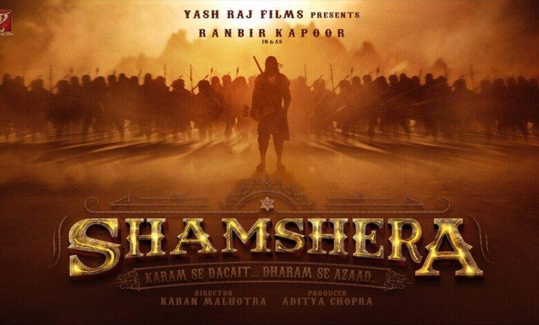 Watch Shamshera Hindi Movie (2021)