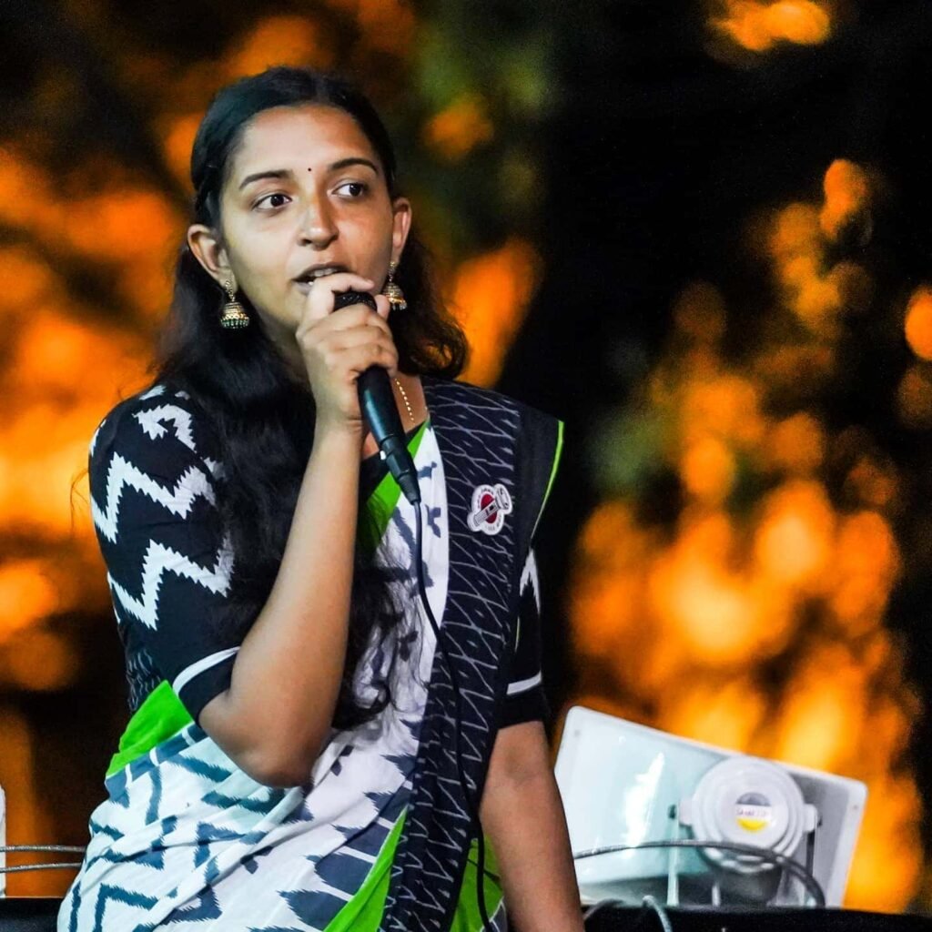 Chennai Tamizhachi Padma Priya Wiki
