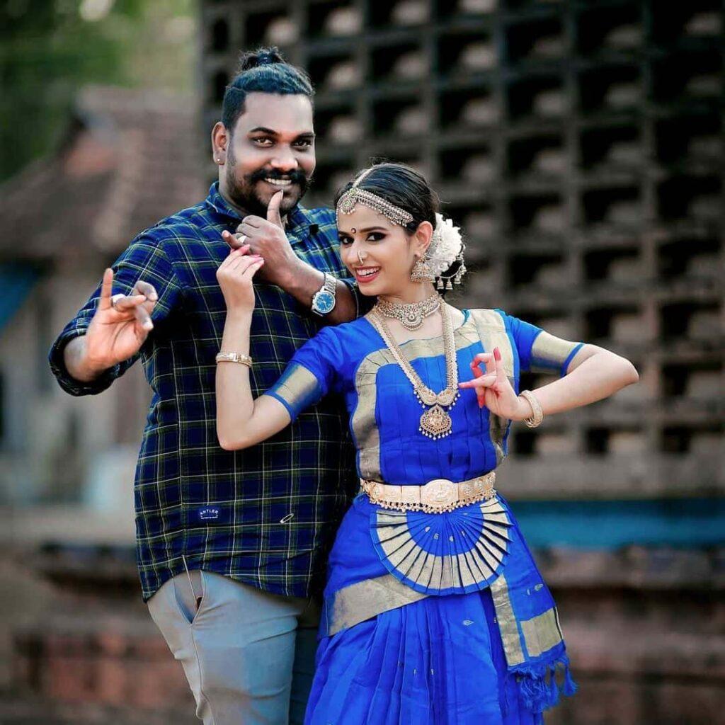 Meenakshi Raveendran Husband