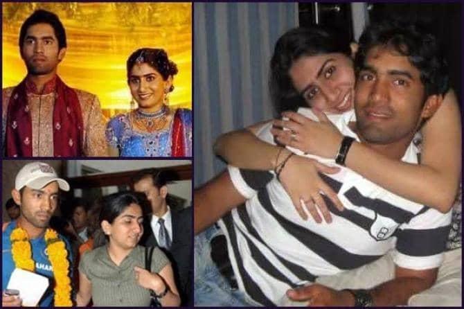 Nikita Vijay and Dinesh Karthik