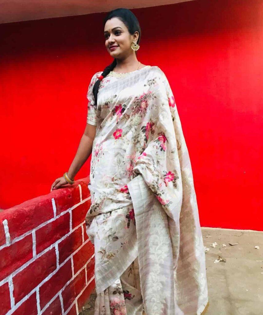 Serial Actress Swathi Royal