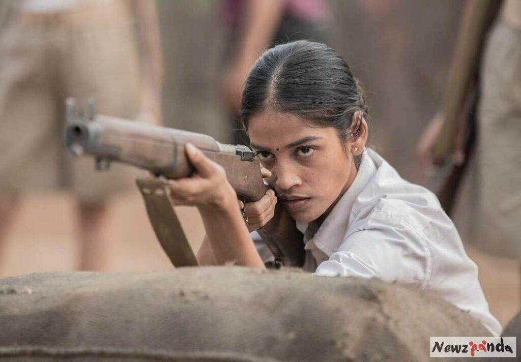 TJ Bhanu The Forgotten Army