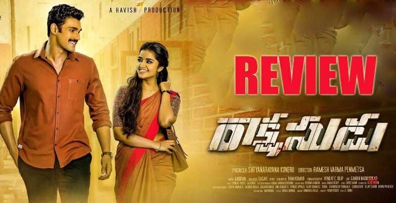 Bellamkonda Sai Srinivas' Rakshasudu Movie Review & Rating {3/5}: Faithful Remake