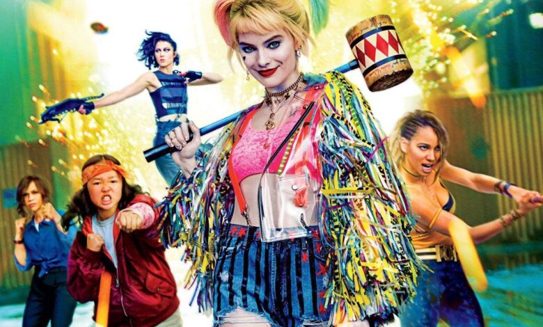 Birds Of Prey Harley Quinn Action Movie Full Review
