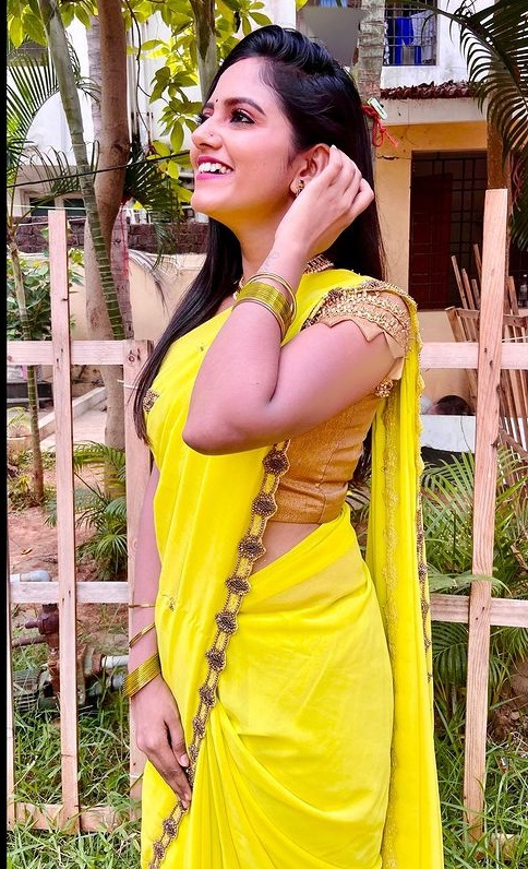 Darshini Gowda Images 3
