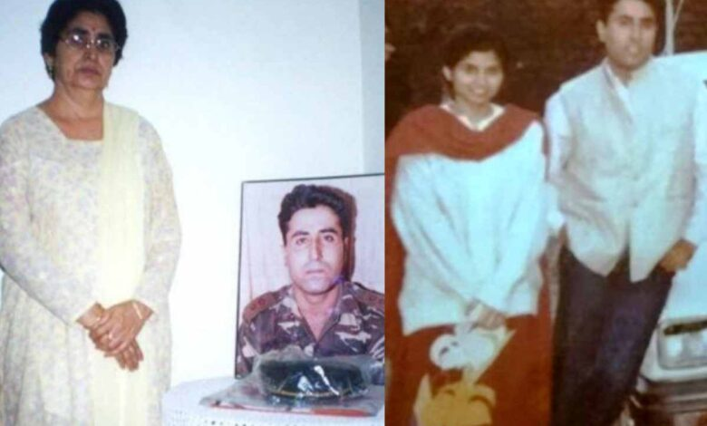 "Dimple Cheema Biography, Wiki, Love Story   Capt. Vikram Batra Fiance   Love Story Of Real ""Shershaah"""