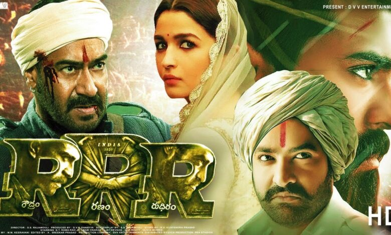 [Download] RRR Full Movie in Hindi Dubbed in HD 720p