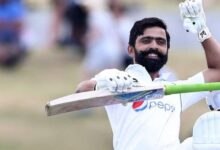 Fawad Alam becomes fastest Asian batsman to score 5 Test tons