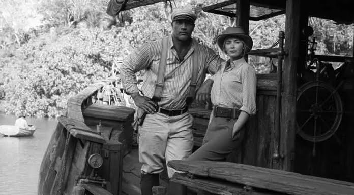 Jungle Cruise movie download leaked online