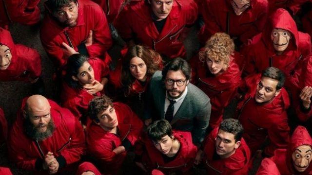 Money Heist Season 1 Tamil Dubbed Movie Download Tamilrockers