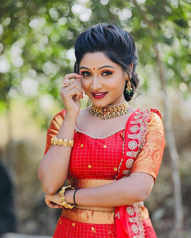 Pavithra B Naik Images 2