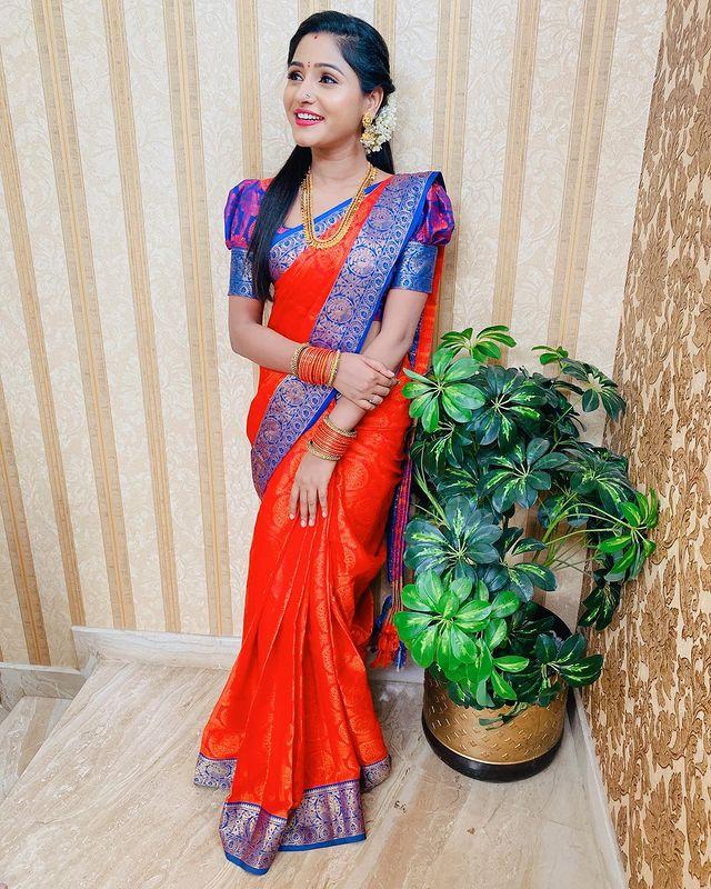 Pavithra B Naik Images 9